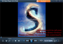 3D Video Player  4.5.4 poster