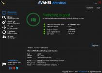 AVANSI Antivirus  2015 5.00.0015 poster