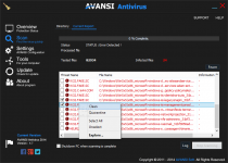 AVANSI Antivirus  2015 5.00.0015 image 2