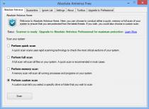 Absolute Antivirus  1.0.0.0 poster
