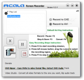 Acala Screen Recorder  4.2.4 poster