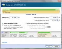 Acronis Disk Director 11 Advanced Workstation  11.0.12063 image 2
