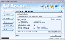 Ad-Aware SE Reference File  SE1R345 30.03.2009 [DISCONTINUED] poster