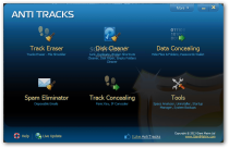 Anti Tracks Free Edition  9.0.1.107 poster