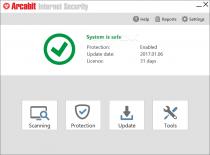 ArcaVir Internet Security  2016.12.27 poster