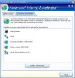 Ashampoo Internet Accelerator Free  2.11 image 1
