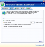 Ashampoo Internet Accelerator Free  2.11 image 2