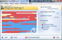 Ashampoo Magical Defrag  3.0.2.91.0244 poster