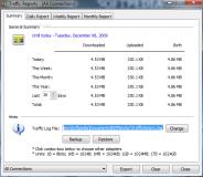 Bandwidth Monitor  3.4 Build 757 image 2