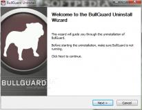 BullGuard Uninstall poster