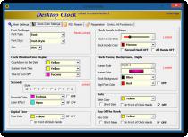 Desktop Clock  2.9 image 2