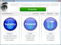 ERNT System Antivirus 2009  2.1.0.9 poster