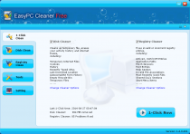 EasyPC Cleaner Free  1.6.0.601 poster