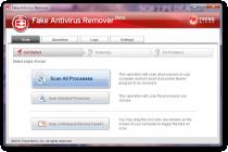 Fake Antivirus Remover  1.0.0.1019 Beta poster