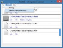 FileWall  0.3.6 / 0.4.1 Beta image 2