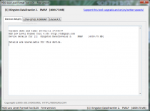 HDD Low Level Format Tool  4.40 image 1