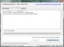 HDD Low Level Format Tool  4.40 image 2