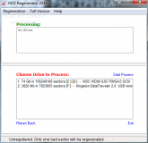 HDD Regenerator  2011 image 1