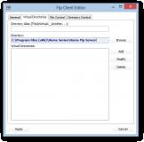 Home FTP Server  1.14.0 Build 176 image 2
