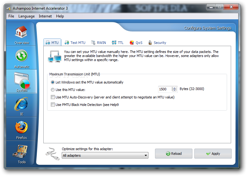 Ashampoo internet accelerator v 3 3 2 0