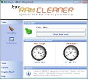 KDT Soft. RAM Cleaner  1.10.181 poster