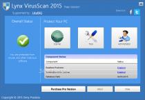Lynx VirusScan  1.1.2 poster