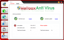 Maftoox Anti Virus  4.1.1 poster