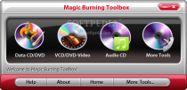 Magic Burning Toolbox  8.8.1 poster