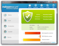 MalwareSecure  9.0.2.7 poster