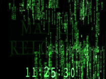 Matrix Reloaded Screensaver  1.0 poster