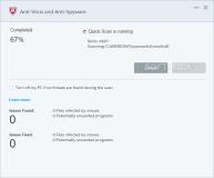 McAfee AntiVirus Plus  19.0 Build 19.0.4016 image 2