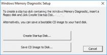 Microsoft Windows Memory Diagnostic  0.4 Beta poster