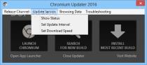 Chromium Updater  2016 Release 3 image 2