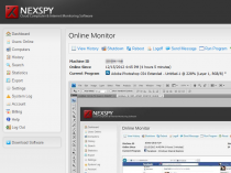 NexSpy  2.0.0 poster