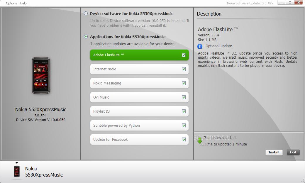 تحميل برنامج سوفت وير انفورمر لتحديث جميع البرامج Software Informer 1.2.918