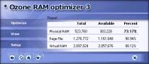 Ozone RAM Optimizer  3.0 poster