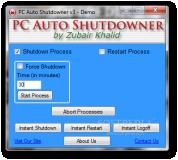 PC Auto Shutdowner  3 poster