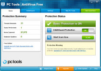 PC Tools AntiVirus Free  9.1.0.2898 poster