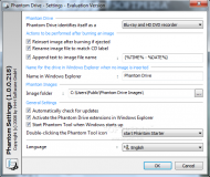 Phantom Drive  1.0.0.5 image 2