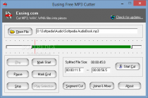 Portable Eusing Free MP3 Cutter  2.1 Build 20150410 poster