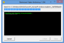 Remove Fake Antivirus  1.99 image 1