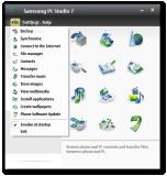 Samsung PC Studio  7.2.24.9 image 1