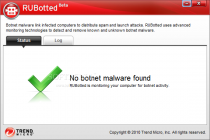 Trend Micro RUBotted  2.0.0.1034 Beta poster