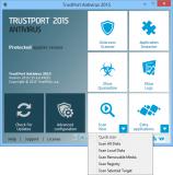 TrustPort Antivirus for Small Business Server  2015 15.0.5.5440 poster