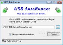 USB AutoRunner  1.0 poster