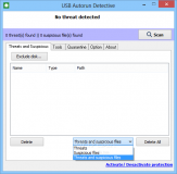USB Autorun Detective  2.1 Beta poster