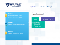 VIPRE Internet Security  2016 9.5.1.4 / 2017 10.0.0.97 Beta 1 poster
