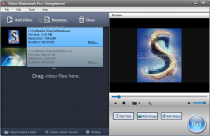 Video Watermark Pro  5.2 poster