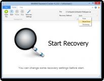 WinRAR Password Cracker  4.2.0.0 poster