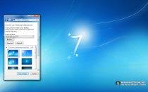 Windows 7 Blue Theme  1.0 poster